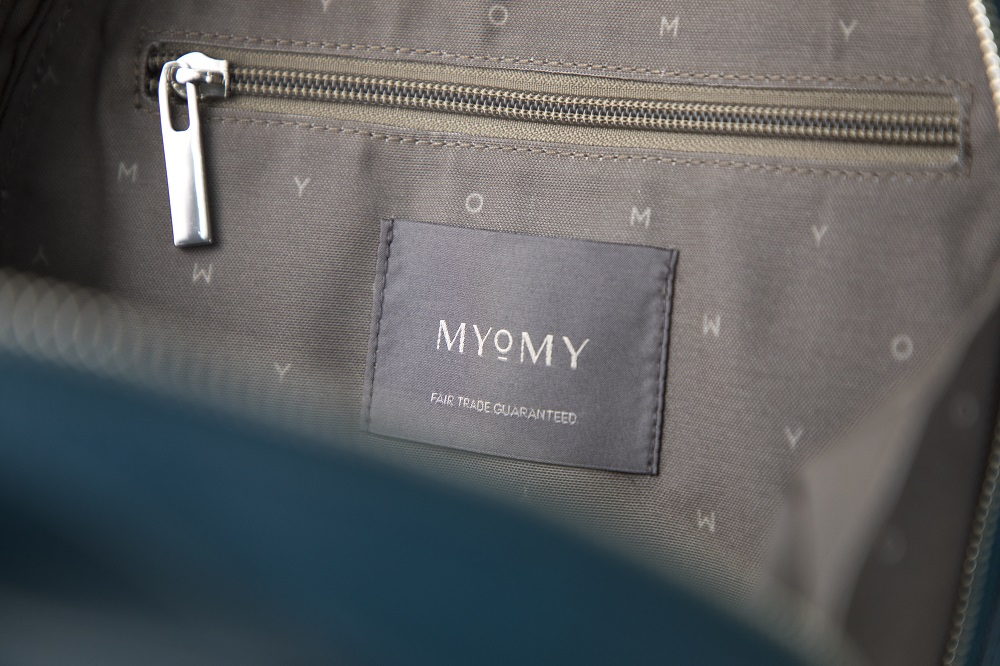 MYoMY Sustainable bag collection